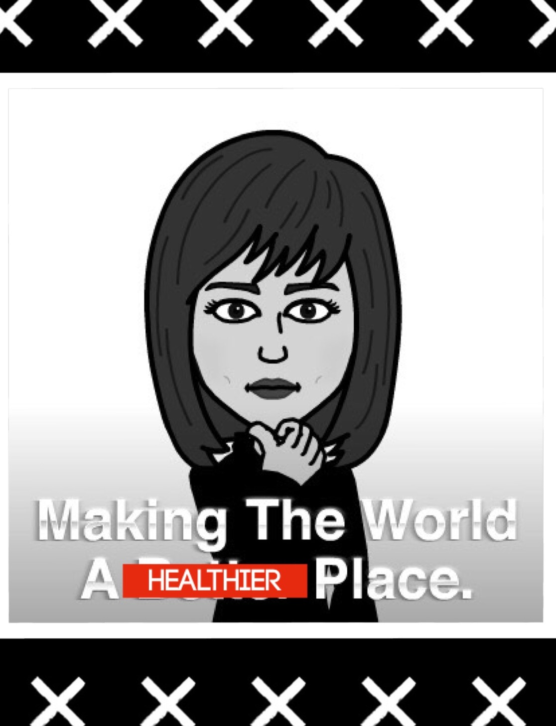 make the world a healthier place