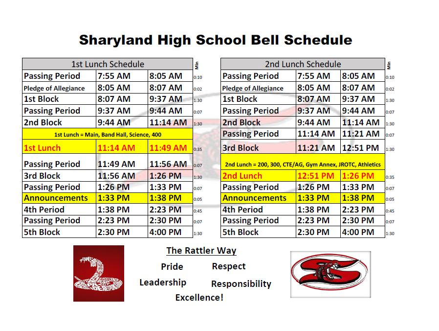 Sharyland Isd Calendar 2021 Images